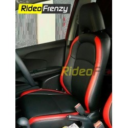 Honda BRV Original Sporty Black-White Seat Covers