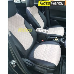 Premium Leather Seat Covers for Hyundai Creta