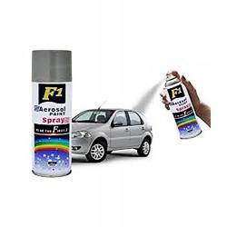 F1 Shiny Black Aerosol Spray Paint