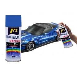F1 Yellow Aerosol Spray Paint