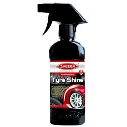 Sheeba Tyre Shiner (200 ml) for Car & Bike