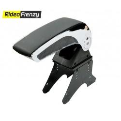 Luxurious Black Premium Arm Rest with Drink Holder