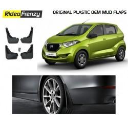 Plastic OEM Original Car Mud Flaps for Datsun Go Plus