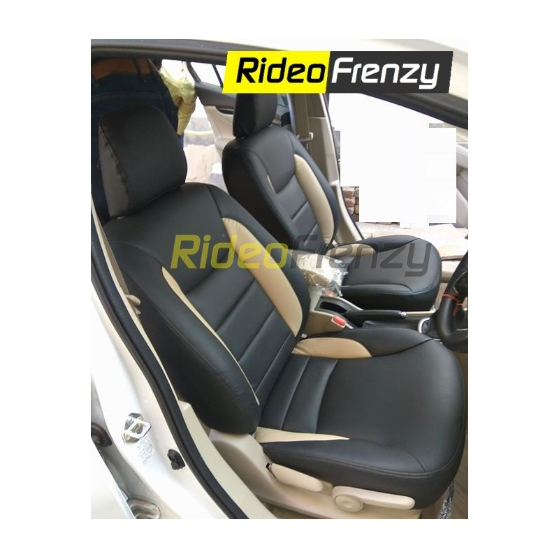 Premium Bucket Fit Leather Seat Covers For Maruti Ciaz