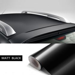 Premium Quality Matt Black Roof Wrap Sheet