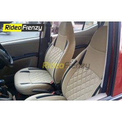 Art Leather Car Seat Covers for hyundai eon,datsun go,etios