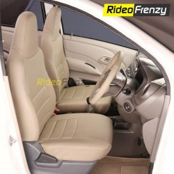 Art Leather Car Seat Covers for hyundai eon,datsun go,etios