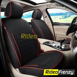 Summer Breathable Automotive Linen Car Seat Covers