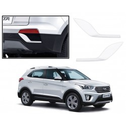 Hyundai Creta Chrome Rear Reflector covers