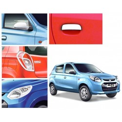 New Maruti Alto 800 Chrome Combo Set