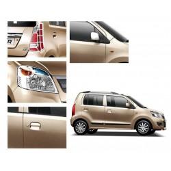 New Maruti WagonR Chrome Combo Set of 4
