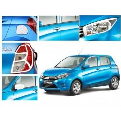 New Maruti Suzuki Celerio Chrome Combo Set