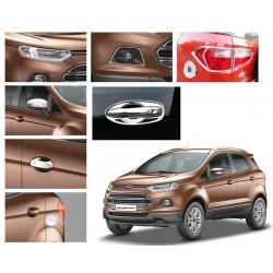 Ford Ecosport Chrome Combo Set of 7