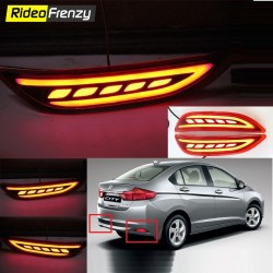 Honda City Ivtec/Idtec Rear LED Reflector Lamp DRL