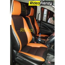 Innova Crysta Bucket Fit Leather Seat Covers