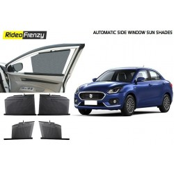 Buy New Dzire 2017 Automatic Side Window Sun Shade online at low prices-RideoFrenzy