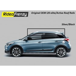 Hyundai Elite i20 Active Original Roof Rails