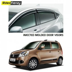 Maruti WagonR Door Visors in ABS Plastic