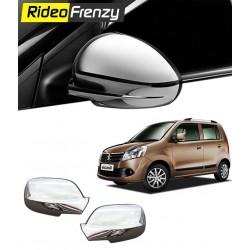 Maruti Wagon R Chrome Mirror Covers