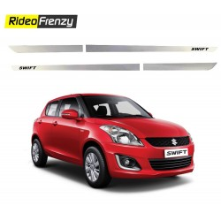 Buy Maruti Swift Chrome Side Beading online at low prices-RideoFrenzy