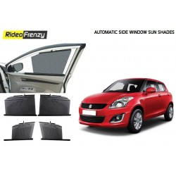 Maruti Swift/Dzire Automatic Window Sun Shades