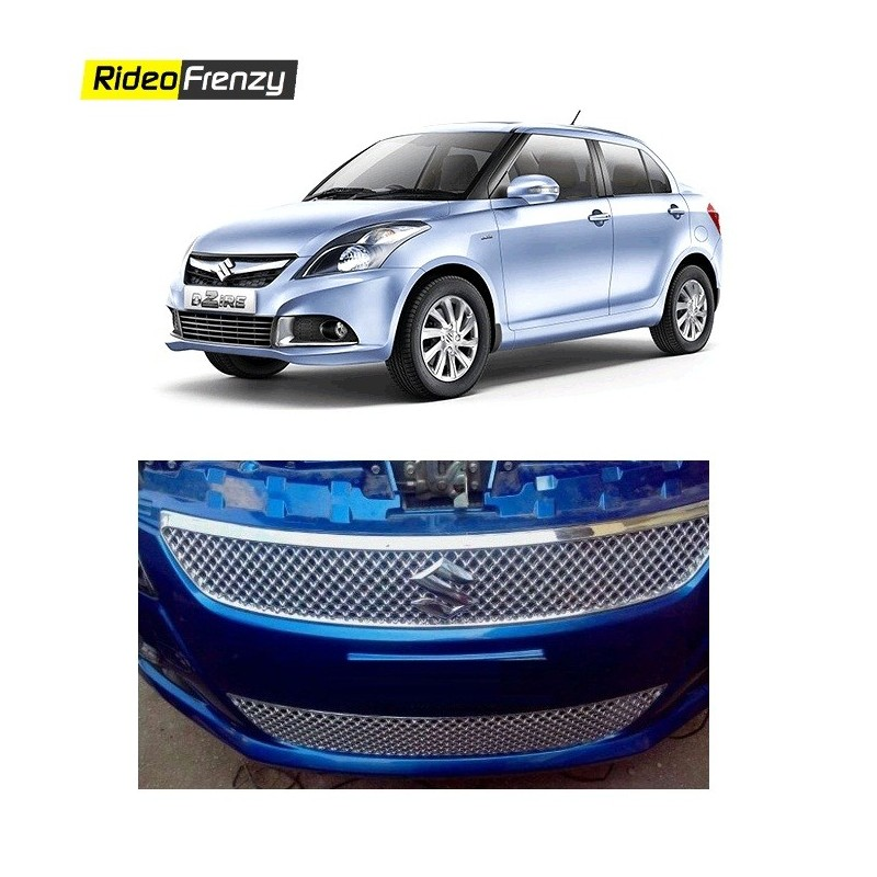 Maruti Swift Dzire Full Chrome Grill Covers