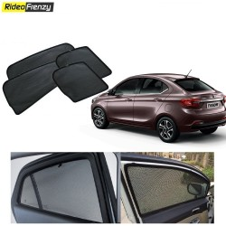 Buy Tata Tigor Magnetic Car Window Sunshade at low prices-Rideofrenzy