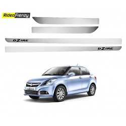 Triple layer Maruti Dzire Chrome Side Beading