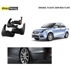 Buy Plastic OEM Maruti Swift Dzire Mud Flaps online at low prices-RideoFrenzy