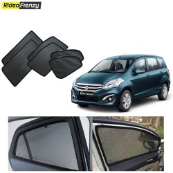 Maruti Ertiga Magnetic Car Window Sunshade-RideoFrenzy