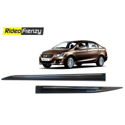 Maruti Ciaz Side Beading -Black Chromed