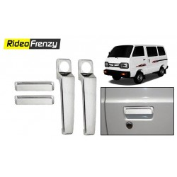 Buy Door Chrome Handle Cover for Maruti Omni Van at low prices-RideoFrenzy