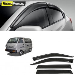 Buy Unbreakable Maruti Omni Van Door Visors in ABS Plastic at low prices-RideoFrenzy