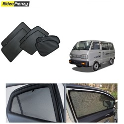 Buy Maruti Omni Van Magnetic Car Window Sunshade at low prices-RideoFrenzy