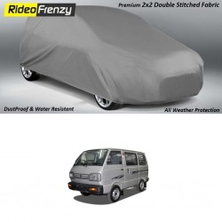 Buy Heavy Duty Maruti Omni Van Body Cover at low prices-RideoFrenzy