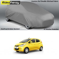 Buy Heavy Duty Hyundai Eon Body Cover online at low prices-RideoFrenzy