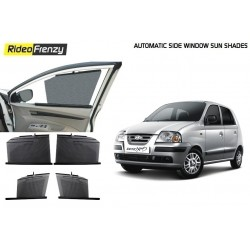 Buy Hyundai Santro xing Automatic Side Window Sun Shade at low prices-RideoFrenzy