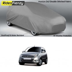 Buy Heavy Duty Double Stiching Hyundai i10 Body Covers at low prices-RideoFrenzy
