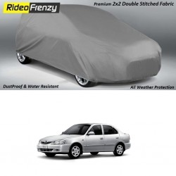 Buy Heavy Duty Double Stitched Hyundai Accent Body Cover at low prices-RideoFrenzy