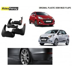 Buy Original OEM Hyundai Grand i10/Xcent Mud Flaps at low prices-RideoFrenzy