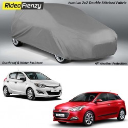 Buy Heavy Duty Double Stiching Hyundai i20 & Elite i20 Body Covers at low prices-RideoFrenzy