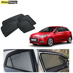 Buy Hyundai Elite i20 Magnetic Window Sunshades at low prices-RideoFrenzy