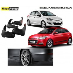 Buy Original OEM Hyundai i20 & Elite i20 Mud Flaps at low prices-RideoFrenzy