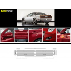 Buy Transparent Clear Shield Anti-scratch Kit for All Cars at low prices-RideoFrenzy