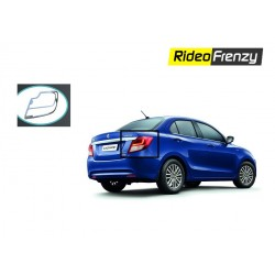 Buy New Maruti Dzire 2017 Chrome Tail Lights Covers at Low prices-RideoFrenzy