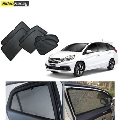 Buy Honda Mobilio Magnetic Car Window Sunshade-6Pcs at low prices-RideoFrenzy