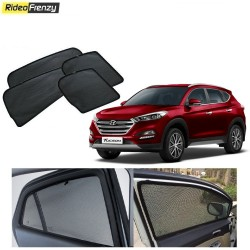Buy Hyundai Tucson Magnetic Car Window Sunshade at low prices-RideoFrenzy
