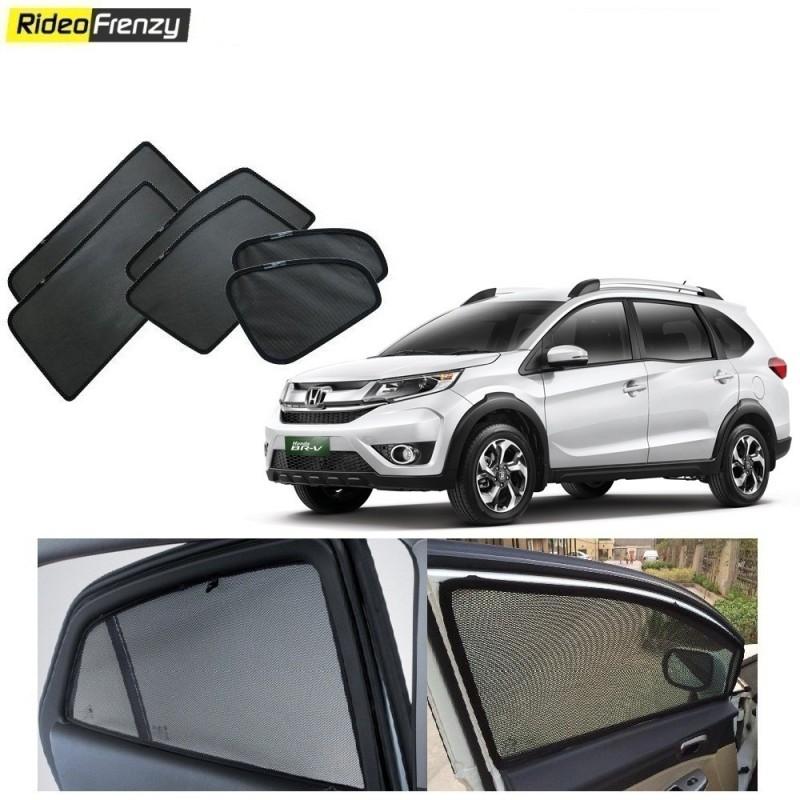 Honda BRV Magnetic Car Window Sunshades