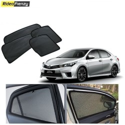 Magnetic Car Window Sunshade for New Corolla Altis