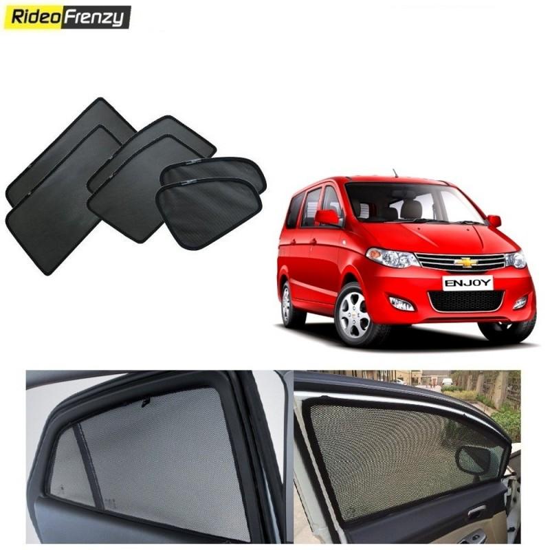 Magnetic Car Window Sunshade for Chevrolet Enjoy
